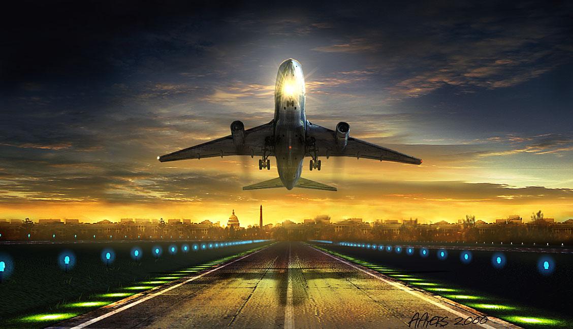 beautiful aircraft wallpaper view - photo #12